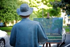 Monet Our Visiting Artist 2