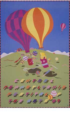 1989 Festival Poster