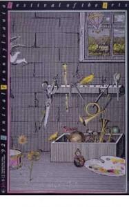 1992 Festival Poster