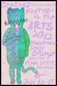2012 Festival Poster