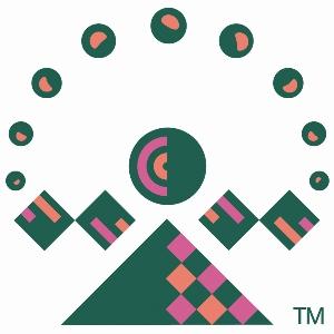 Arts Festival square Logo