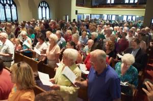 Pat Farrell Community Sing Along,