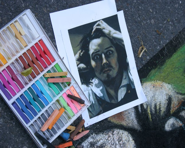 Ready to Paint: Italian Street Painting Festival
