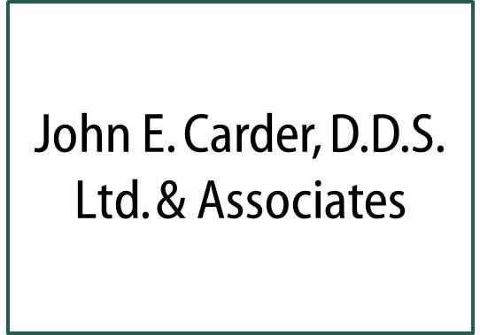 John E. Carder logo