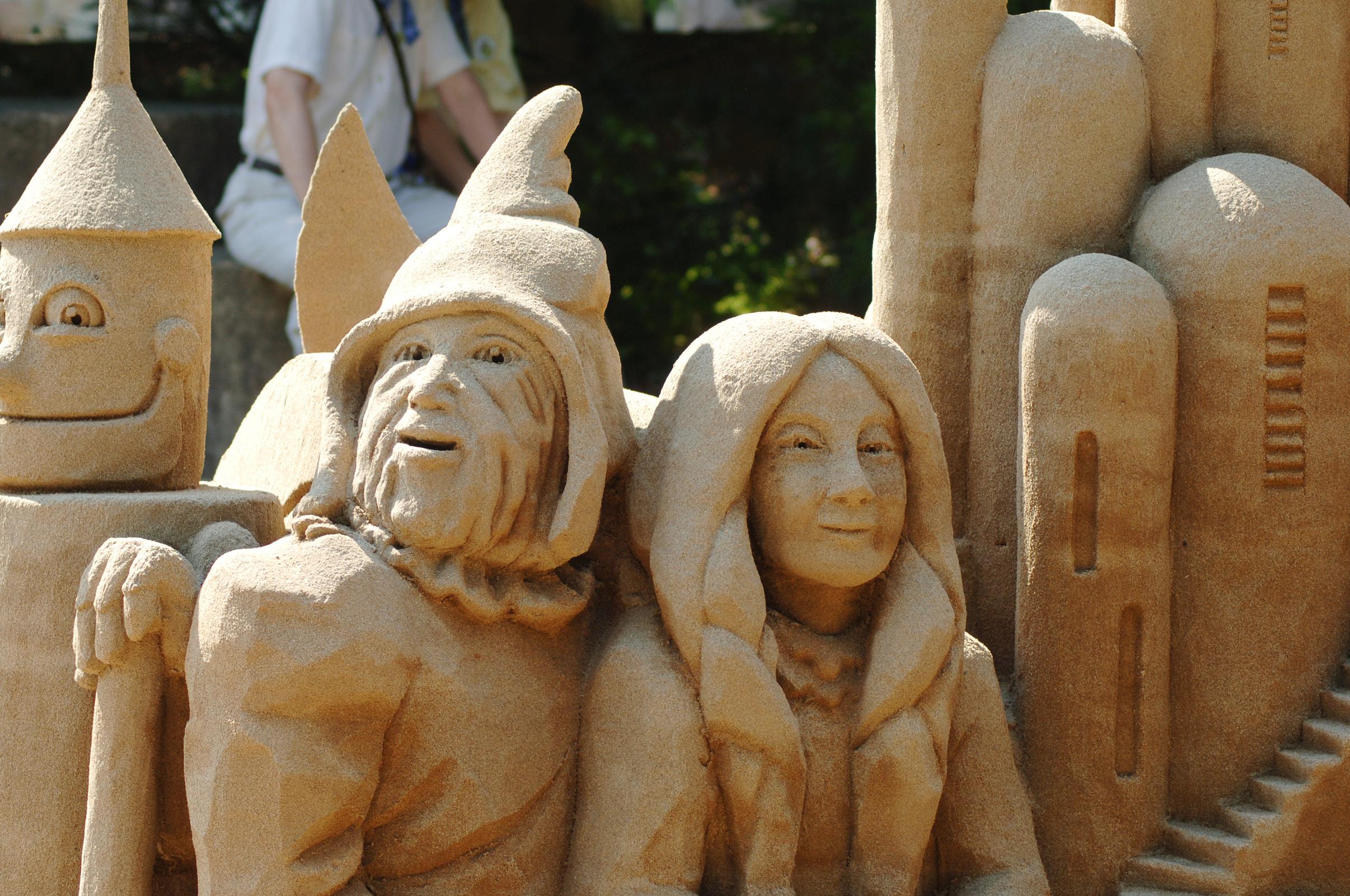 Sand Sculpture 2006 B