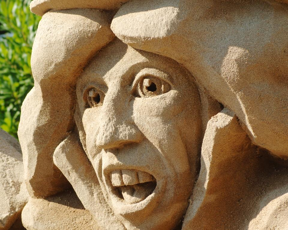 Sand Sculpture 2006 C
