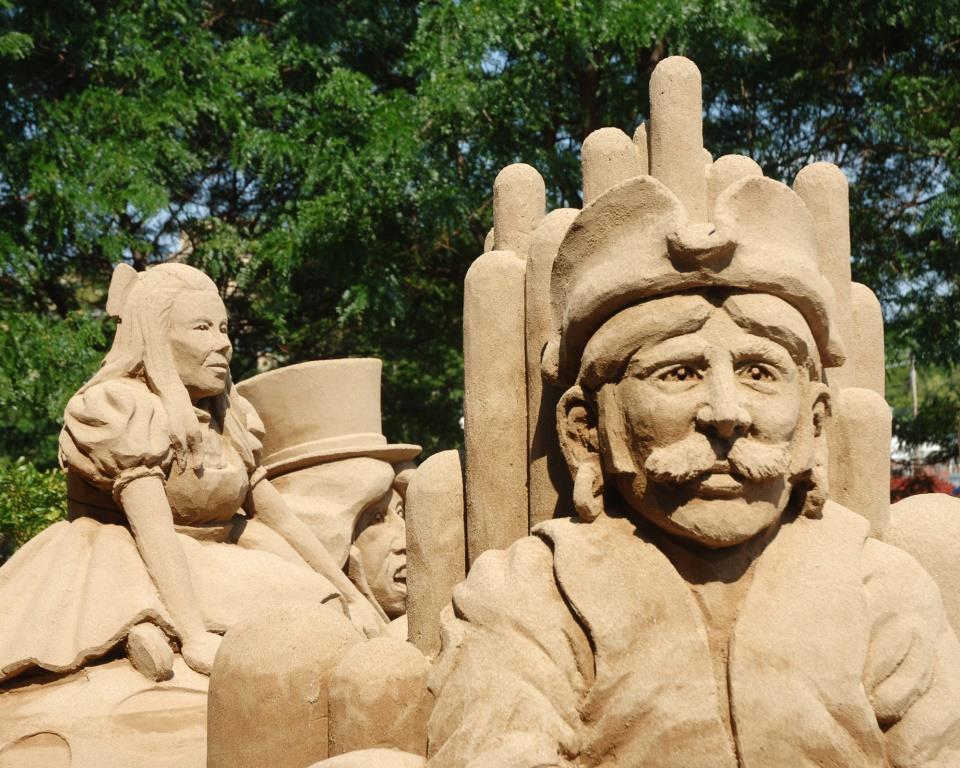 Sand Sculpture 2006