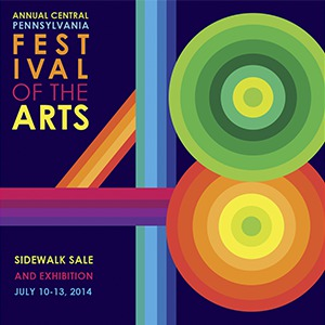 2014 Central Pennsylvania Festival of the Arts