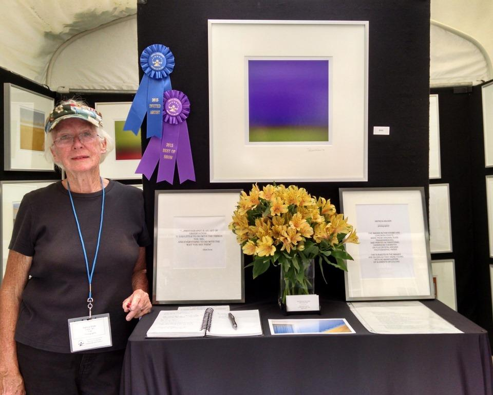 Patricia Wilder Best in Show 2015