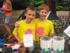 Children and Youth Sidewalk Sale