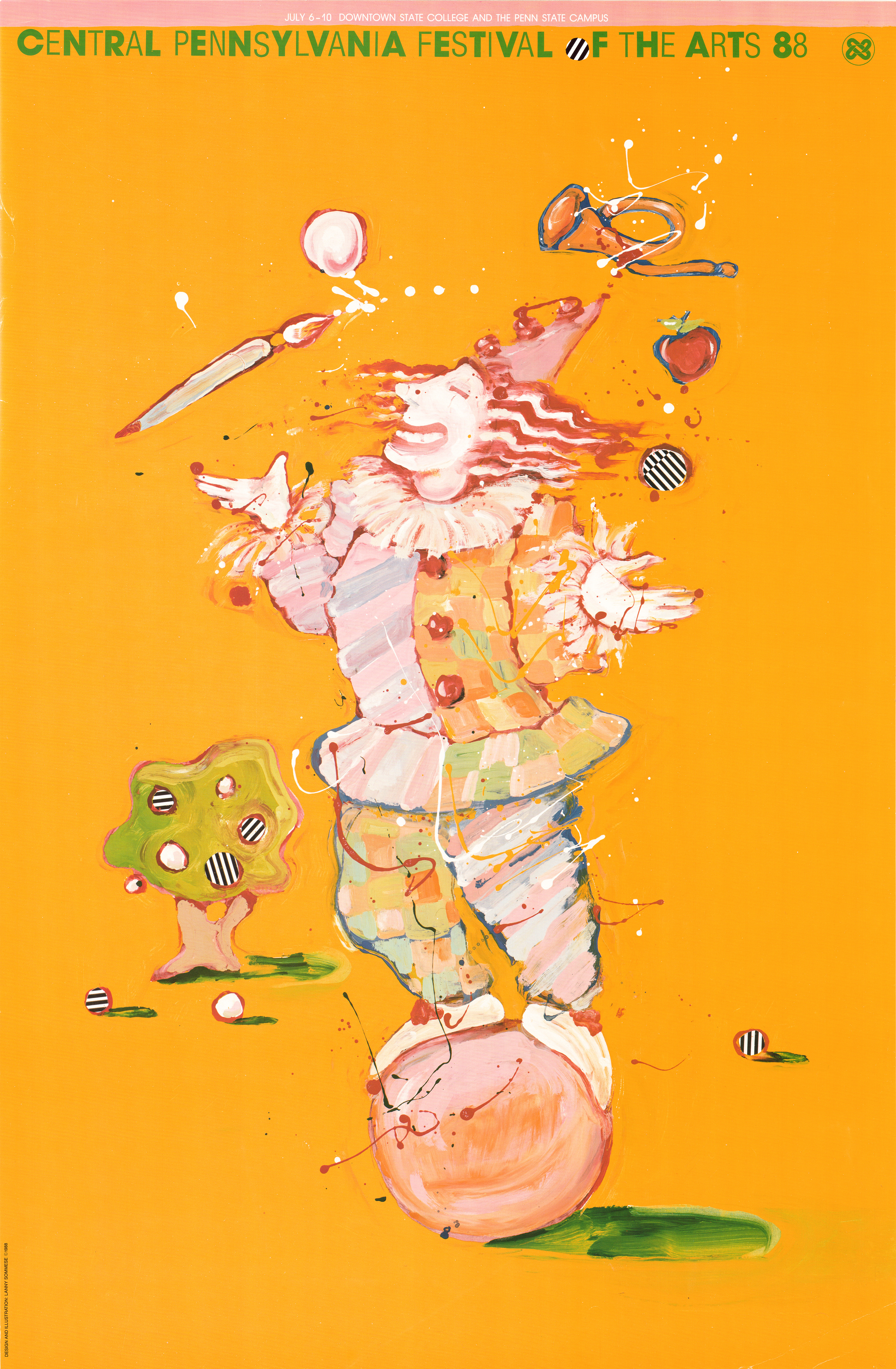 1988 Festival Poster