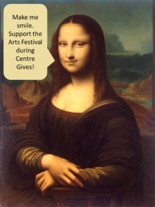 Mona Lisa Plugs Centre Gives