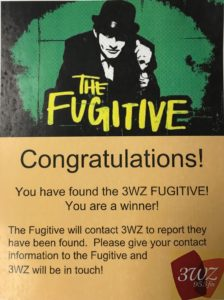 Follow the Clues to the Fugitive