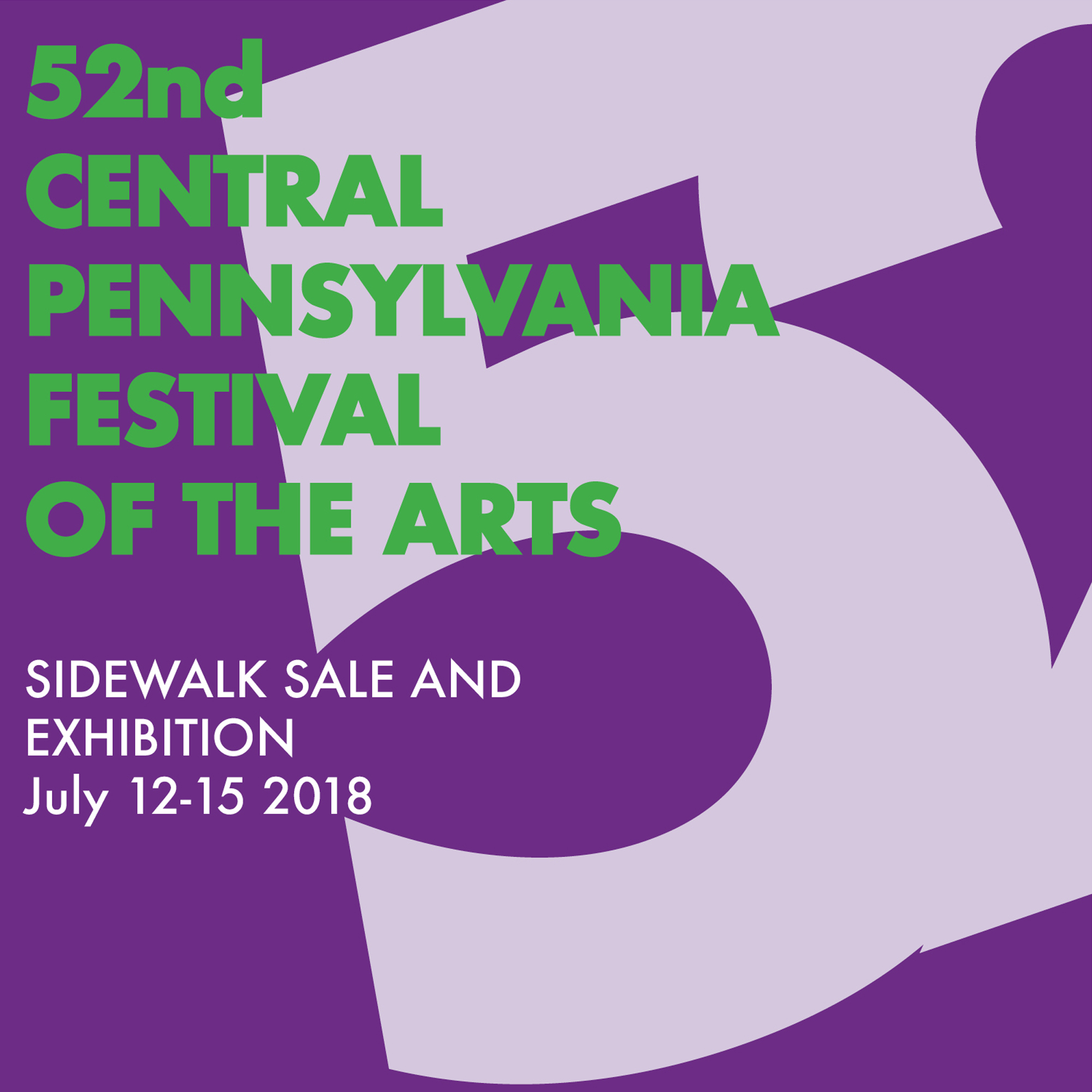 Central Pennsylvania Festival of the Arts 2018