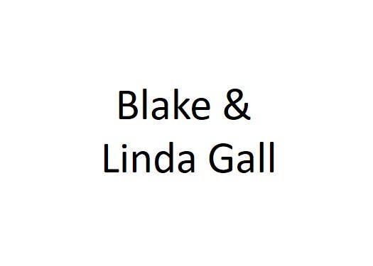 Blake & Linda Gall logo