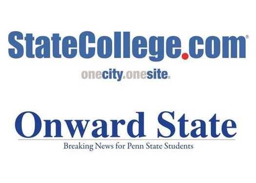 StateCollege.com and OnwardState.com logo