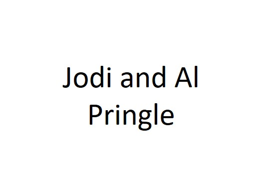 Jodi and Al Pringle logo