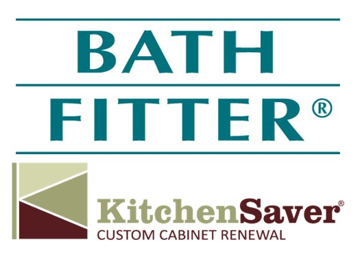 Bath Fitter and Kitchen Saver logo