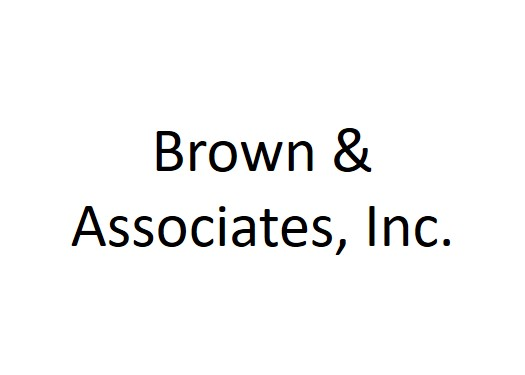 Brown & Associates logo