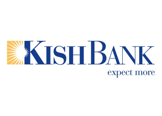 Kish Bank expect more logo