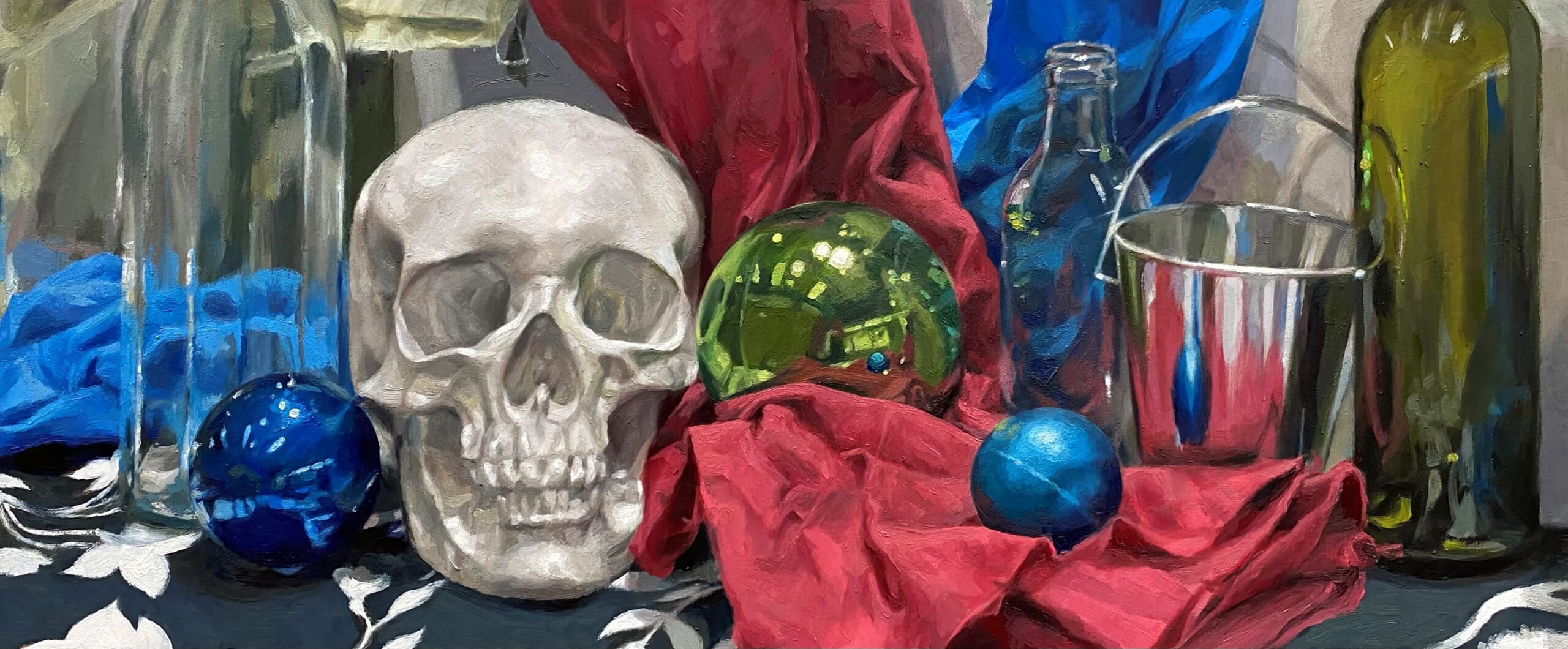 Alexia Jack, Skull and Objects