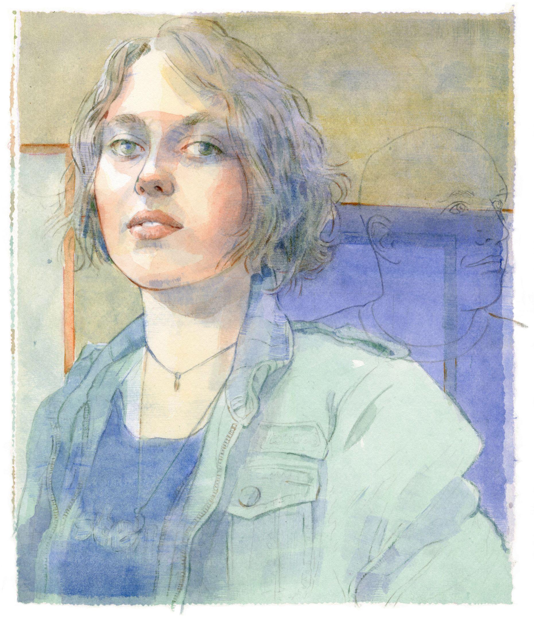 Anni Matsick, Passing Through