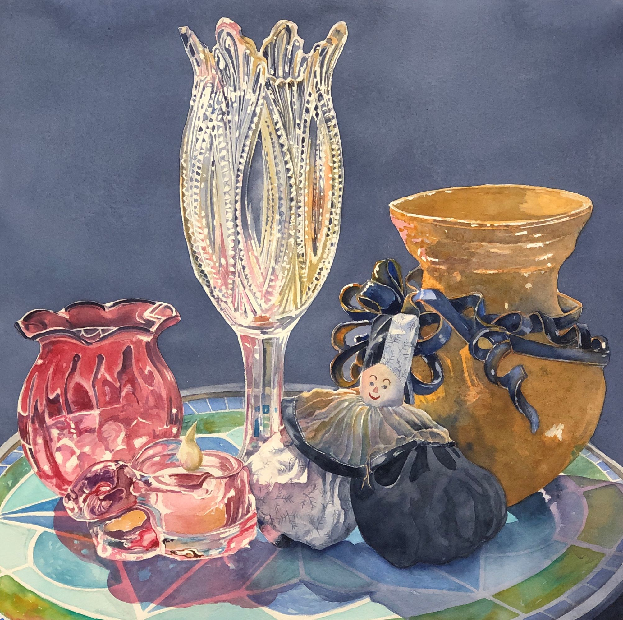 Janice Heverly, Some Things Old