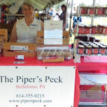 The Piper's Peck