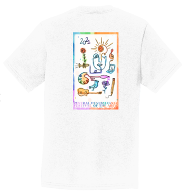 Youth 2021 Festival Poster Tshirt